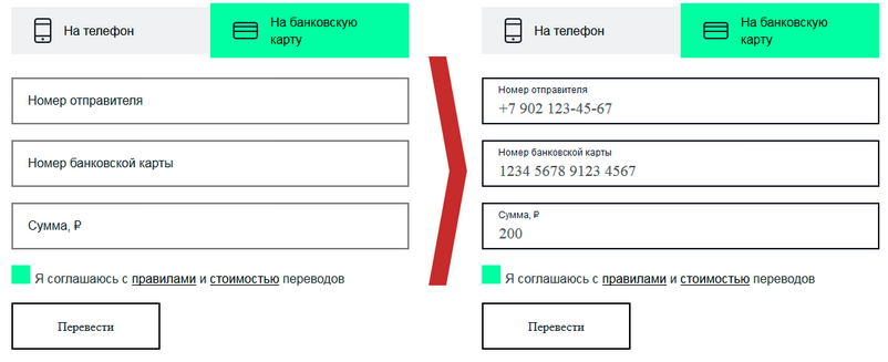 перевод онлайн