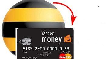 Оплата интернета банковской картой