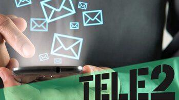 Пакеты СМС на Теле2