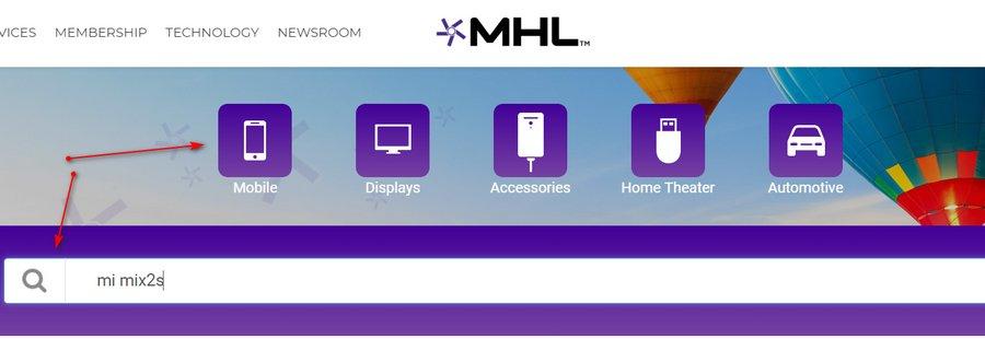 официальный сайт mhl